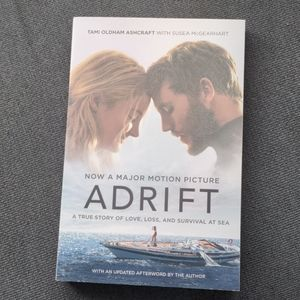 3/$20 NEW Adrift Softcover Book